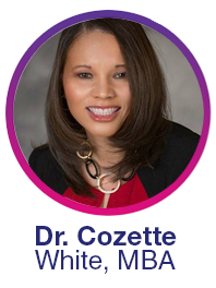Dr Cozette White, MBA