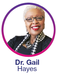 Dr Gail Hayes