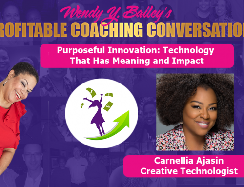 Purposeful Innovation: Technology that has Meaning and Impact