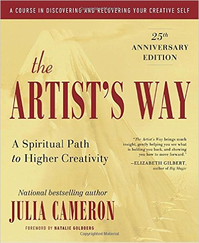 creativity deficiency syndrome, julia cameron, the artists way