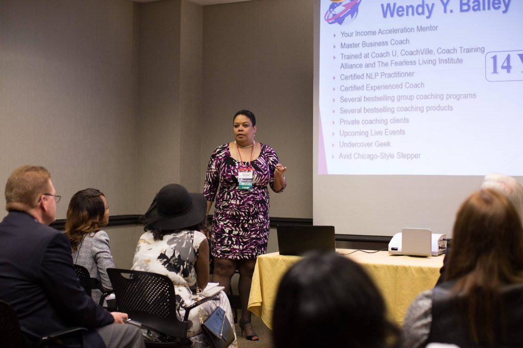 sales speaker, wendyy bailey