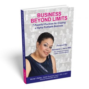 business beyond limits book, media appearances wendyybailey