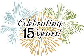 celebrating 15 years of coaching success