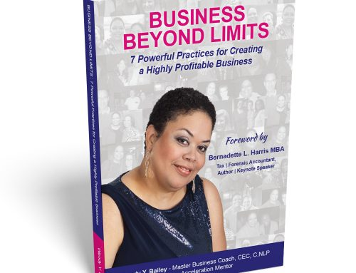 Buy the Business Beyond Limits Book on Amazon TODAY!
