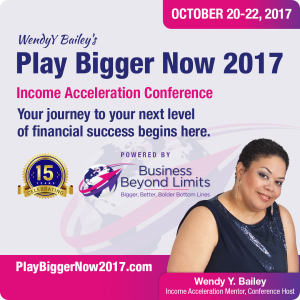 play bigger now 2017
