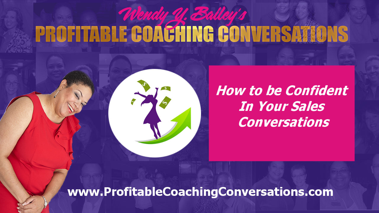 Be Confident In Your Sales Conversations