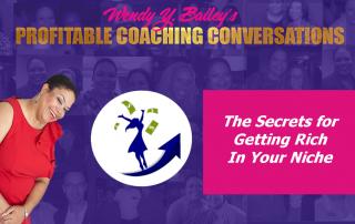 wendy y bailey, sales coaching
