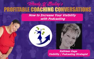 kathleen gauge, powerup podcasting, wedny y bailey, sales coaching
