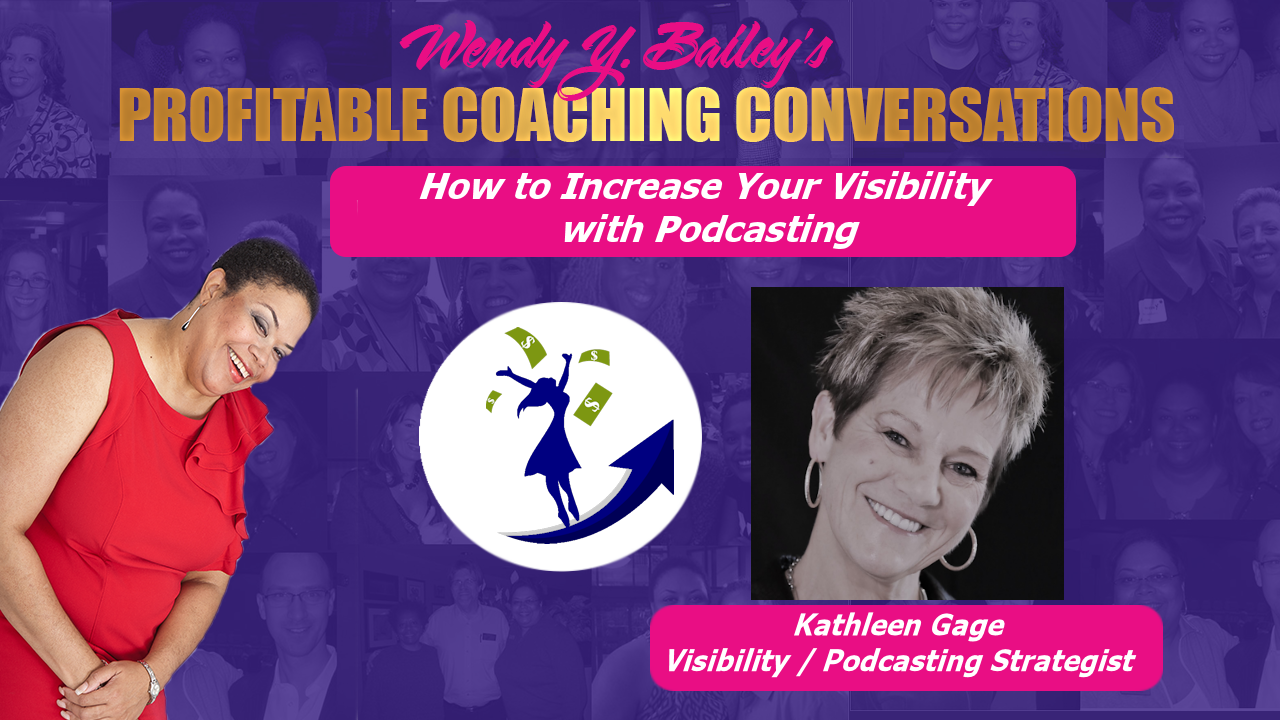 How to Increase Your Visibility with Podcasting